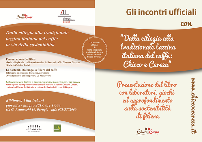 IN EVIDENZA: Alla Biblioteca Villa Urbani di Perugia l'incontro «Dalla ciliegia alla tradizionale…