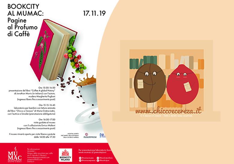 BOOKCITY MILANO Pagine al profumo di caffè: tra letteratura e degustazione, con Chicco…