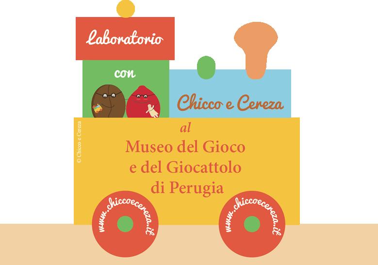 APPUNTAMENTI UFFICIALI: I laboratori di Chicco e Cereza al Museo del Gioco e…